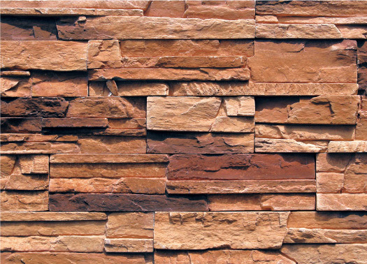 Wall Cladding Ledge Culture Stone Lopo Terracotta Products