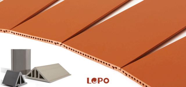 LOPO Terracotta Rainscreeen Panels Factory