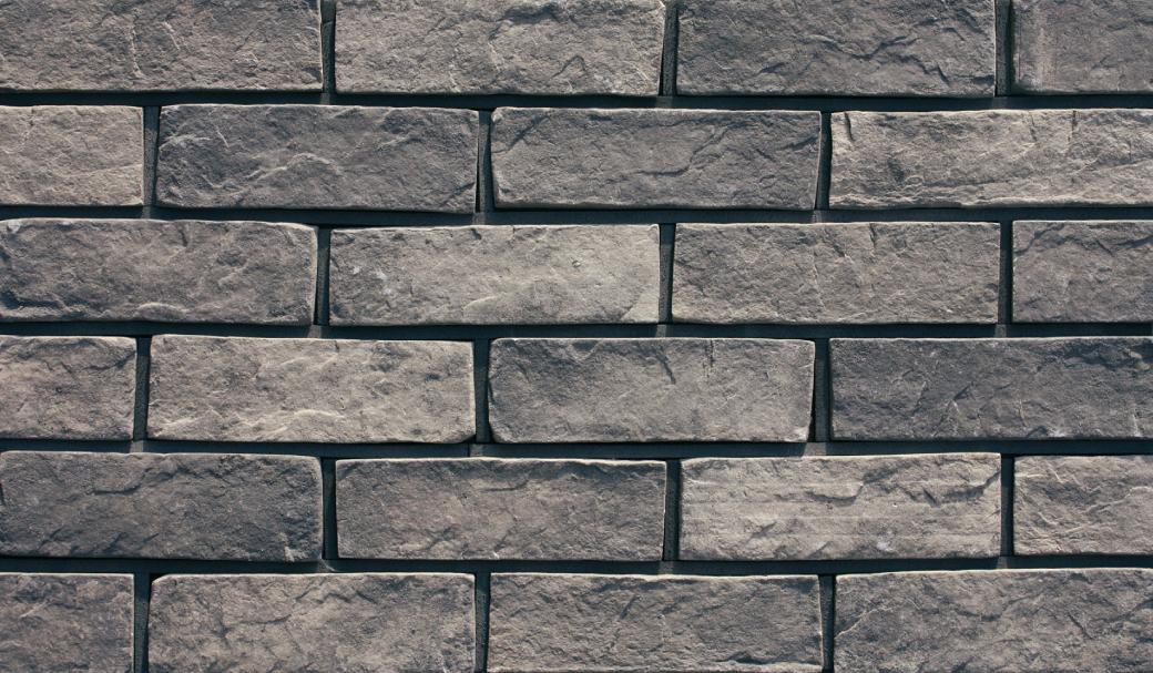Top 28 Grey Brick Tiles Walls Grey Thin Clay Split