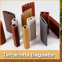 Important elements concerning the Terracotta panel