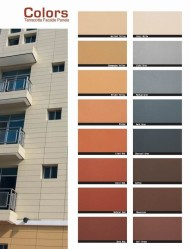 Terracotta Panel Production and Advantages