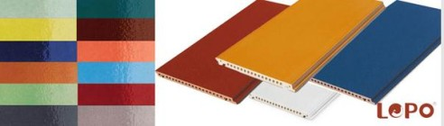 Lopo China Terracotta Facade Panel - Glazed Series