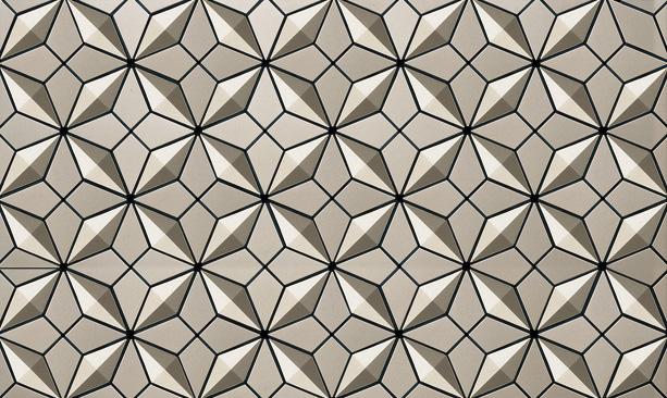 """刻度: 线路出正方形或长方形随著四边""""砖雕图案, 在相邻的分度预留8"""