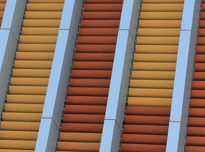 Few Features About Terracotta Louver Sunscreen System