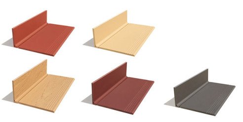 New Online – LOPO Terracotta Stair Treads and Risers