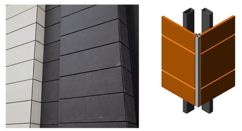 Terracotta Facade Corner Construction Methods