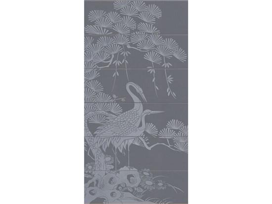 engrave terracotta panel