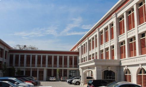 LOPO Terracotta Baguette Project – Xiamen University Shengnuo Research Institute of Nonferrous Metals