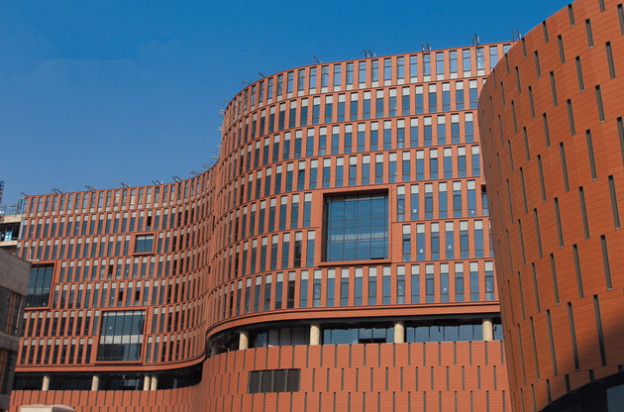 Terracotta Panel – The Architectural Art Walking Between the Traditional and the Modern