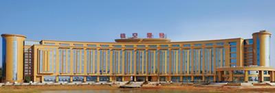 LOPO Terracotta Rainscreen Apply in Business Buildings