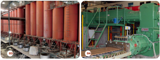 LOPO International Advanced Terracotta Panel Production Technology and Equipment