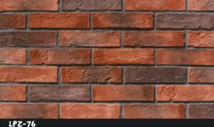 LOPO Artificial Brick Tiles Used in the Villa Area Project