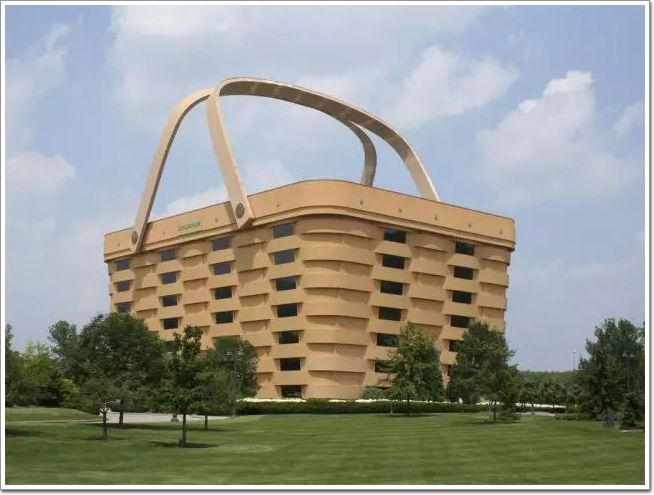 When a living item becomes a building, it is creative or wonderful.
