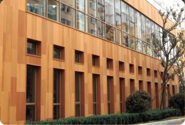 Brand Breakout in den New Terracotta Cladding Panels