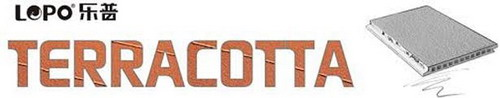 LOPO Terracotta - 귀하의 건물 외관을 호소합니다.